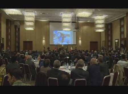 Iran and Azerbaijan joint economic forum was held in Baku