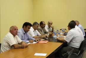 Iranian businessmen establish cooperation