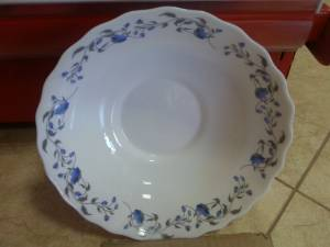 25653 Disigned Porcelain Plate