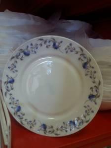 57846 Designed Porcelain Plate