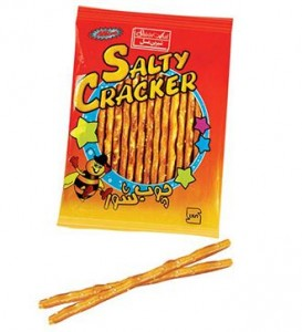 crackers 35gr namki