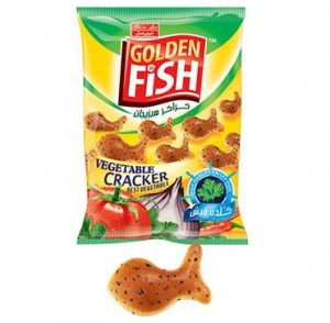 golden fish 70gr sabzijat
