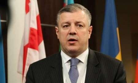 نخست وزیر گرجستان حادثه مجتمع تجاری پلاسکو را تسلیت گفت