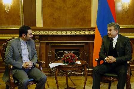 ارمنستان آماده توافق سوآپ گازی با ایران و ترکمنستان است