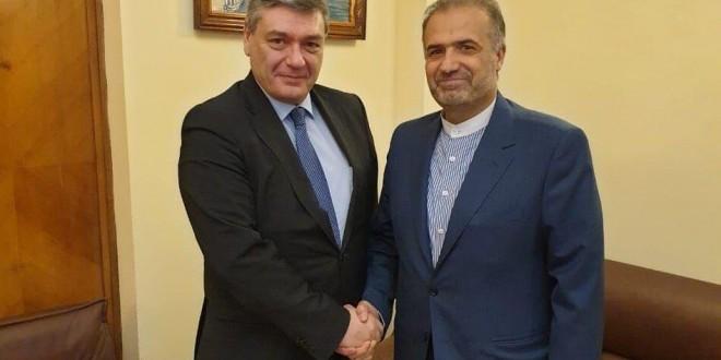 ایران و روسیه بر ضرورت تداوم رایزنی و همکاری بین دو کشور در قفقاز و آسیای مرکزی تاکید کردند