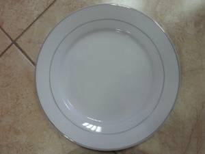 23861 Ceramic Plate
