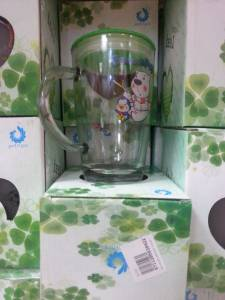 39422 Drinking Glass With Lid