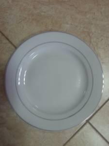 46147 Ceramic Plate
