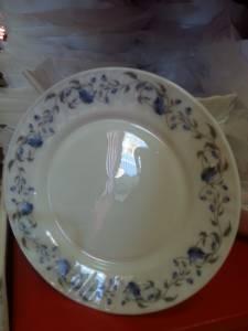 91998 Porcelain  Plate