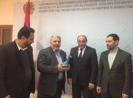 همکاری مناطق آزاد ارس و مغری در دستور کار ایران و ارمنستان